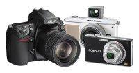 New Cameras