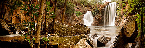 Digital Landscape Photography - Waterfalls