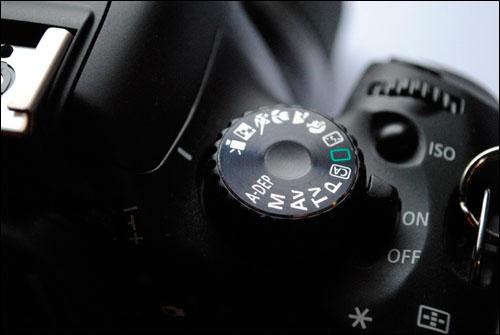 DSLR Video - Selector Dial