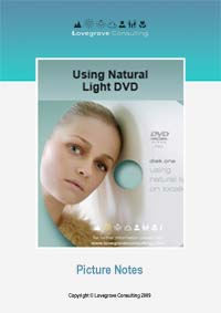 DVD Picture Notes - Natural Light