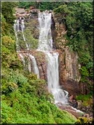 Olympus PEN - Ramboda Ella Waterfall