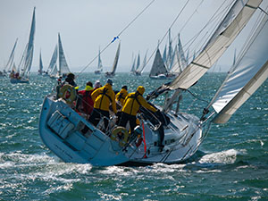Photos of Boats - Round the Island 2011