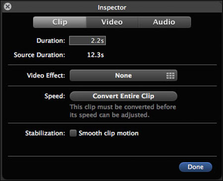 Video Editing 11