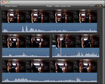 Video Sound Editing