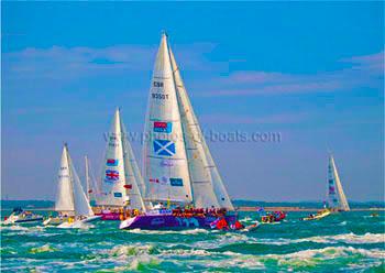 Photos of Boats - Pop Art