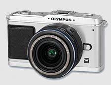 Olympus Cameras E-P1