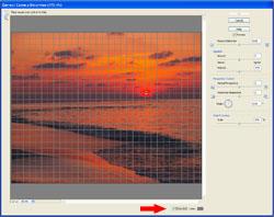 Sloping Horizon PE Screen 3