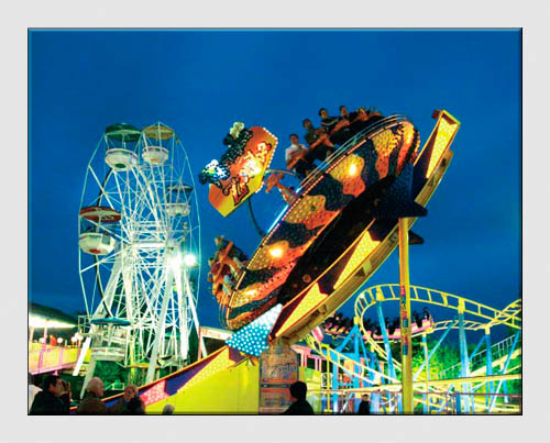 Fairground Photographs